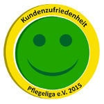 Pflegeliga Smilie