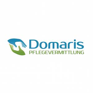 Logo Domaris Pflegevermittlung