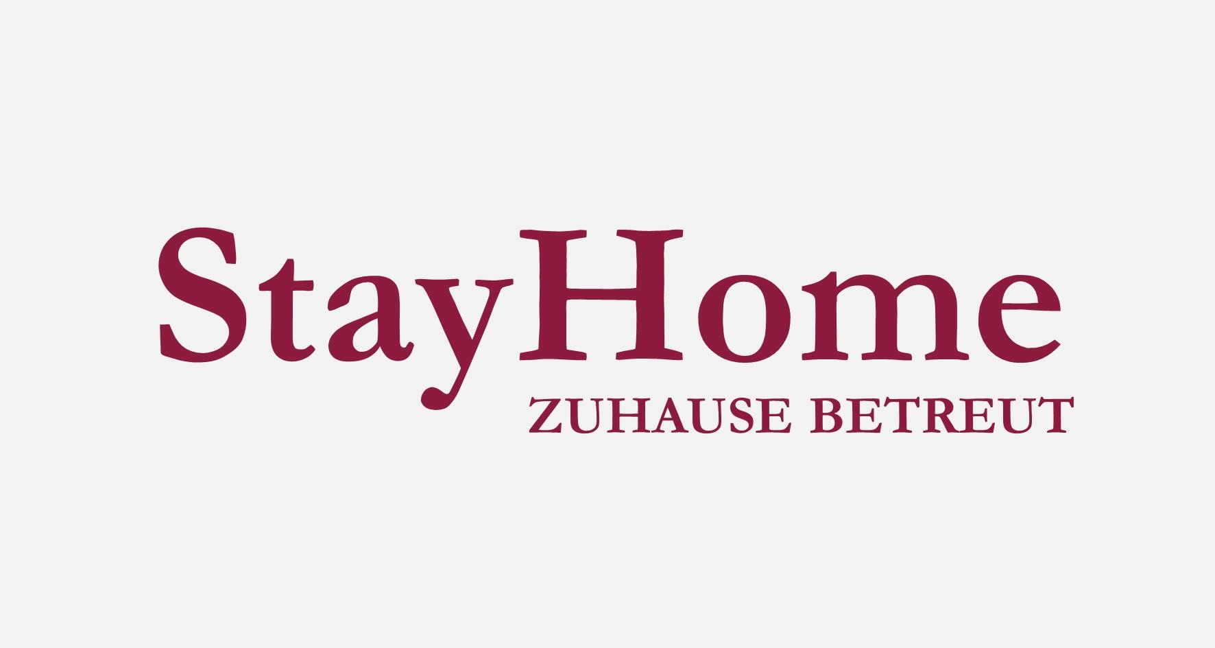 Logo StayHome GmbH - Hanstedt
