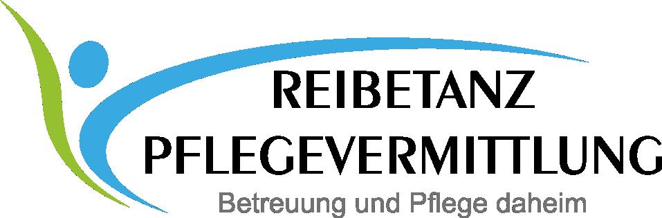 Logo Reibetanz-Pflegevermittlung