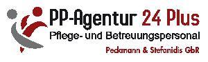 Logo PP-Agentur 24 Plus - Peckmann & Stefanidis GbR