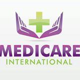 Logo Medicare International GmbH