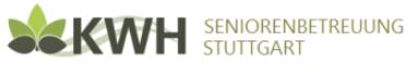 Logo KWH Seniorenbetreuung Stuttgart