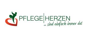 Logo PFLEGEHERZEN | Der Marktführer im Saarland