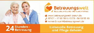 Logo Betreuungswelt Braun