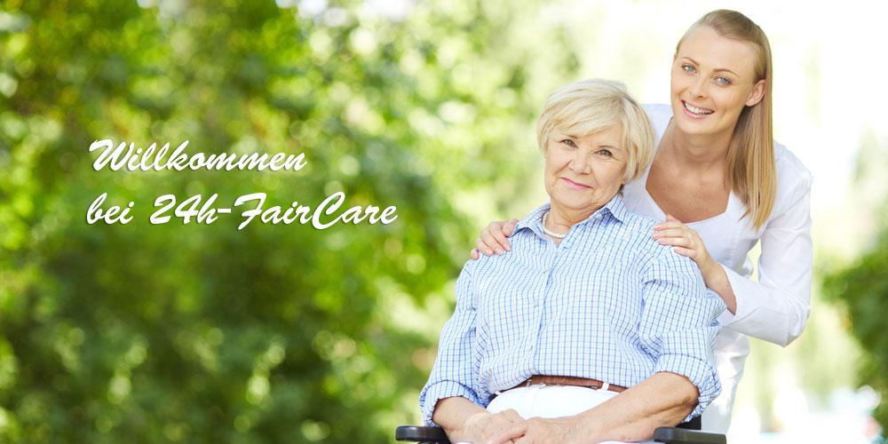 Logo 24Fair Care