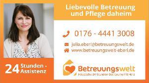 Logo BETREUUNGSWELT Eberl