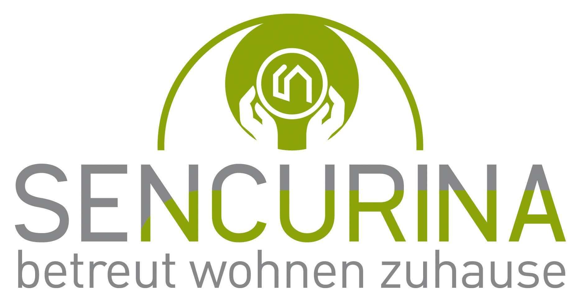 Logo Sencurina Seniorenassistenz Hamburg Süd und Landkreis Harburg