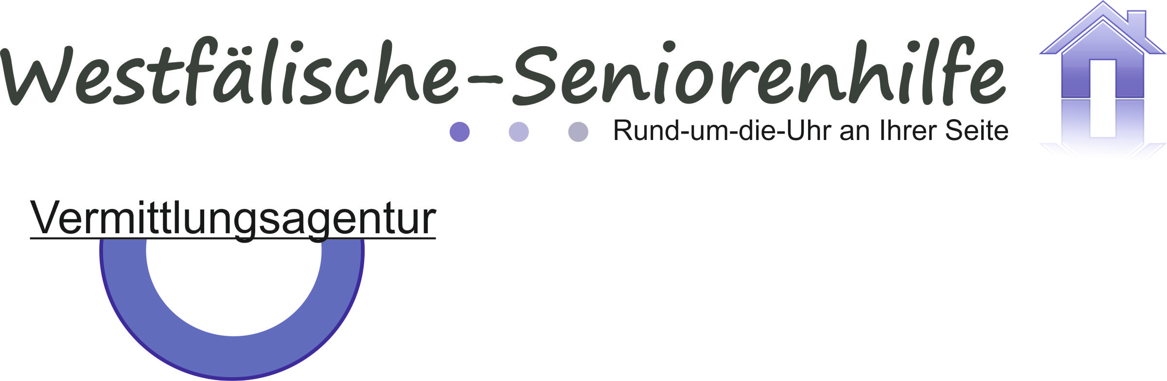 Logo Westfälische Seniorenhilfe