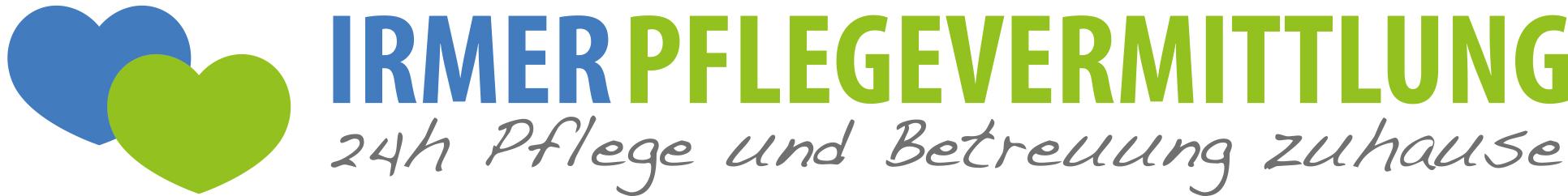 Logo IRMER PFLEGEVERMITTLUNG
