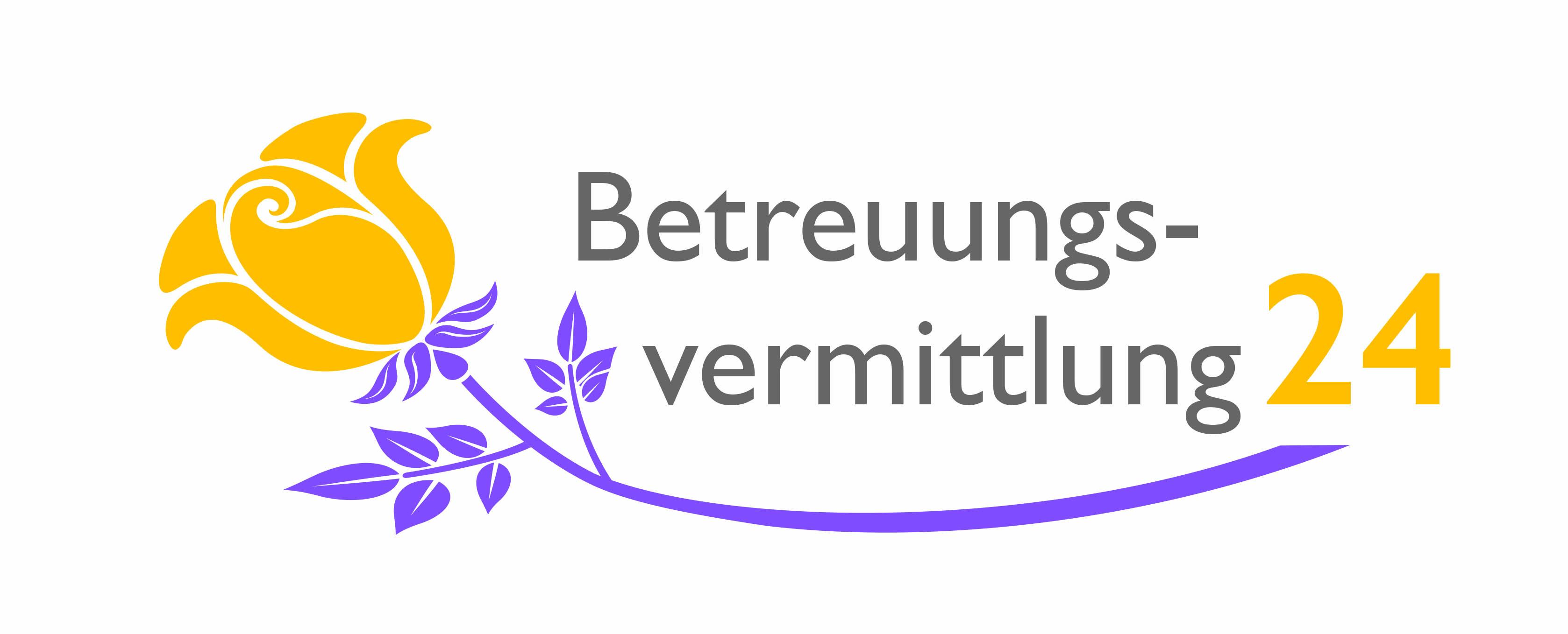 Logo Betreuungsvermittlung24