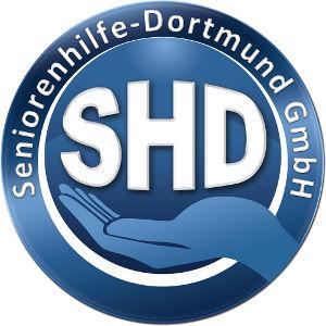Logo SHD Seniorenhilfe-Dortmund GmbH