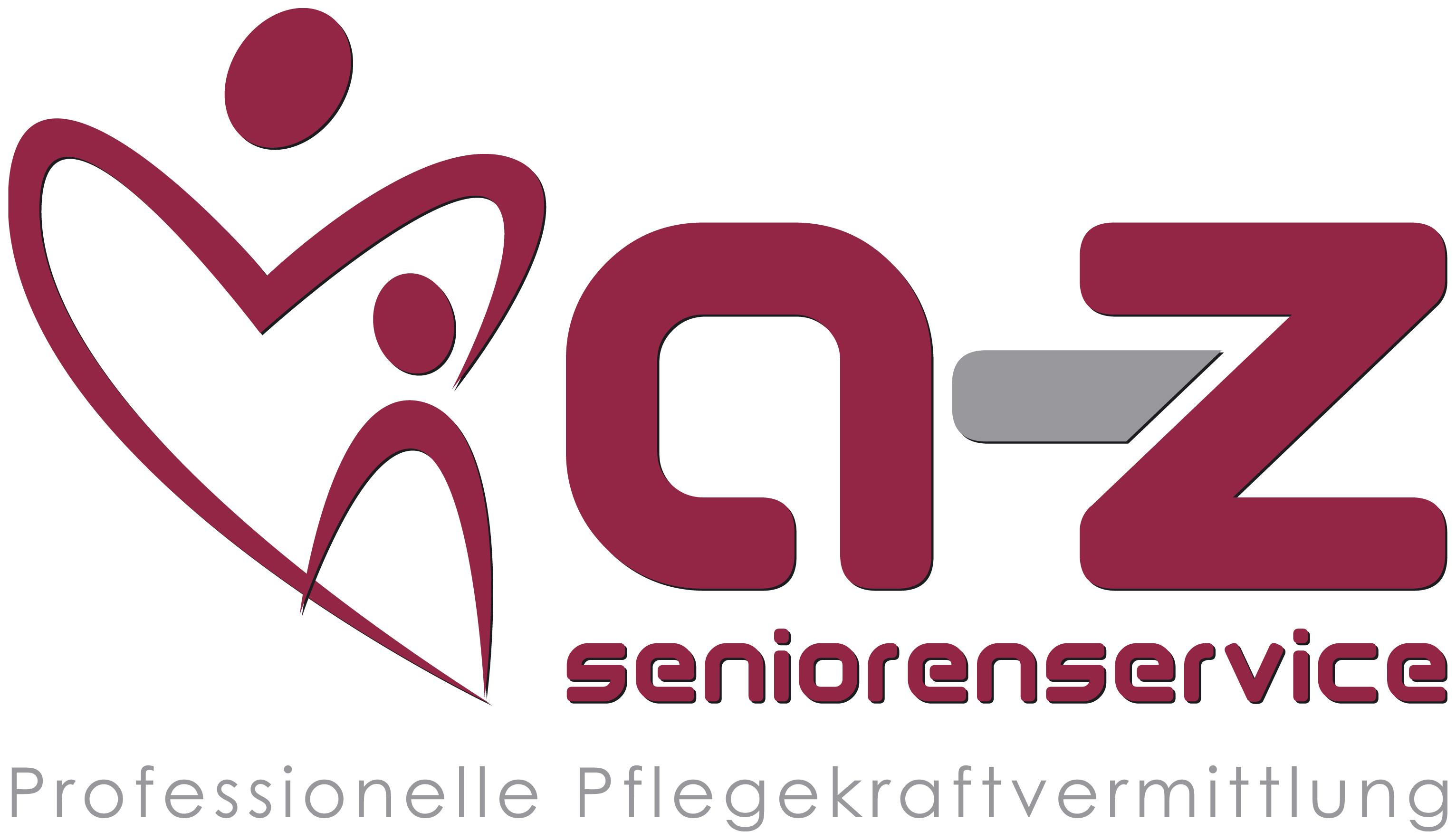 Logo A-Z Seniorenservice