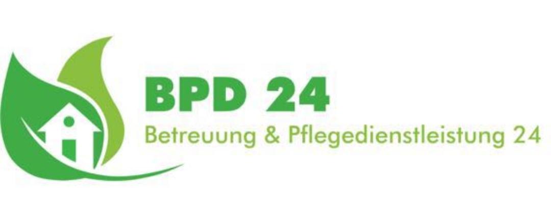 Logo BPD24 Betreuung & Pflegedienstleistung