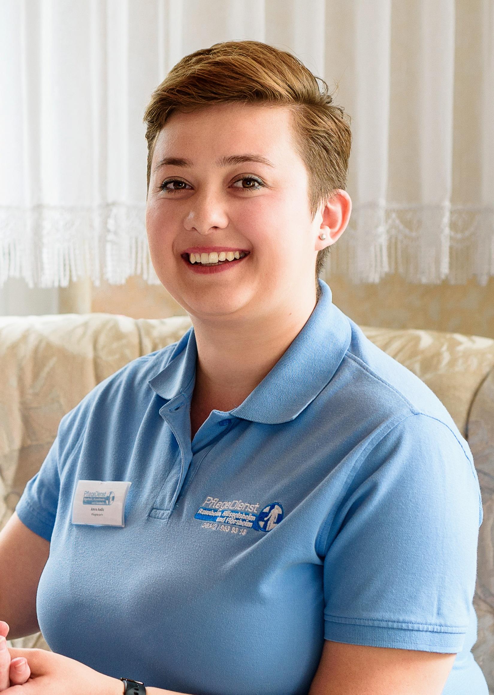 AMRA, Pflegedienstleitung