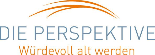 Logo Die Perspektive GmbH - Würdevoll alt werden