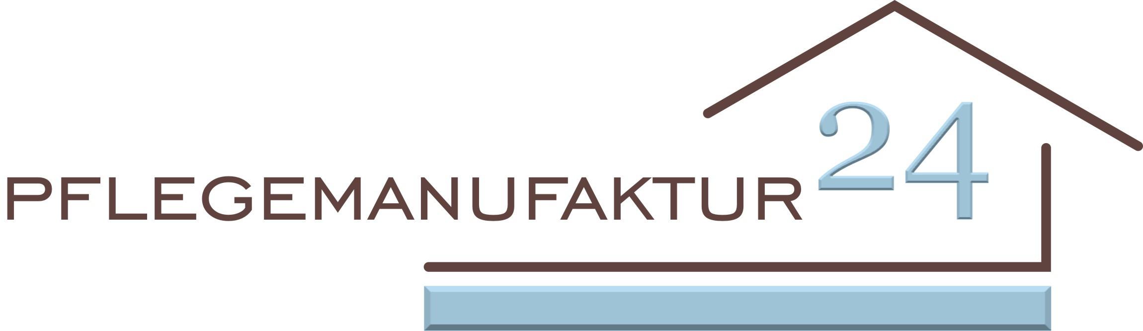 Logo Pflegemanufaktur24