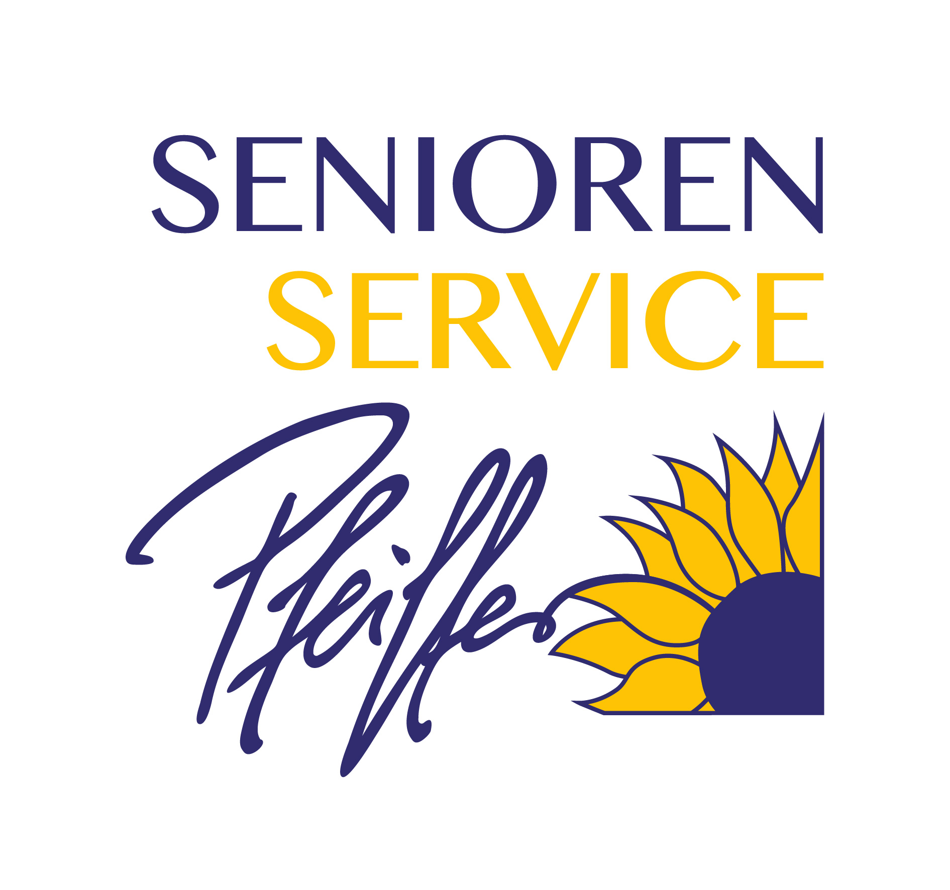 Logo Seniorenservice Pfeiffer