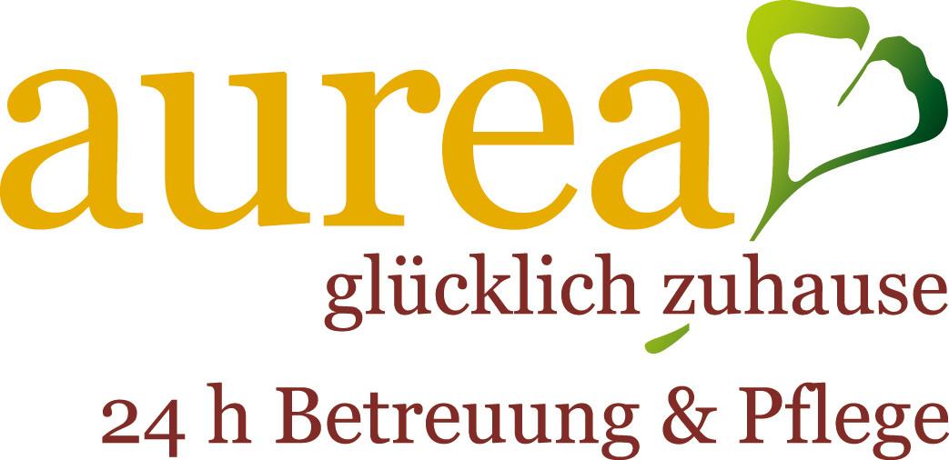 Logo aurea Pflegevermittlungs GmbH