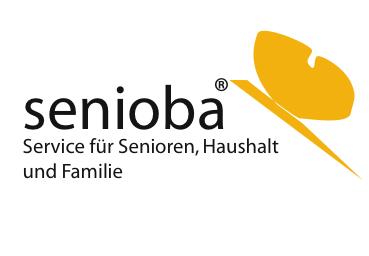 Logo senioba-Agentur POtsdam / Berlin-West