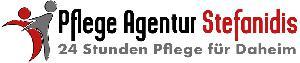 Logo Pflege Agentur Stefanidis-pflege-für-daheim.de