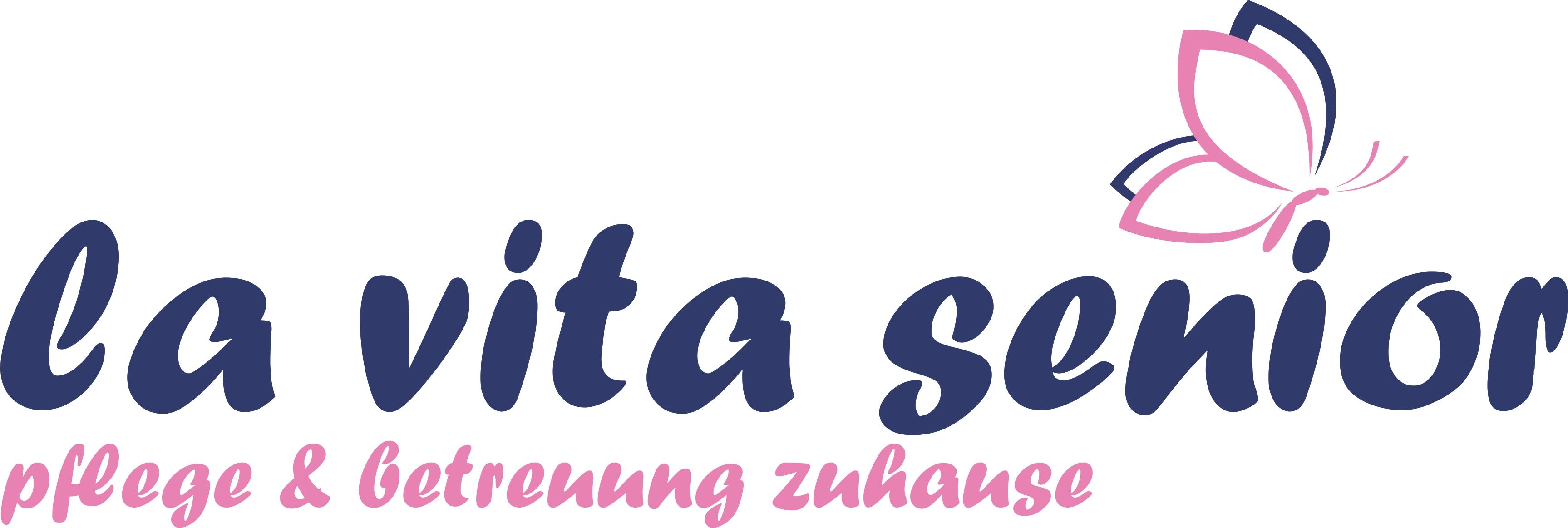 Logo La Vita Senior, R.Jablonska,H. Jazewicz GbR
