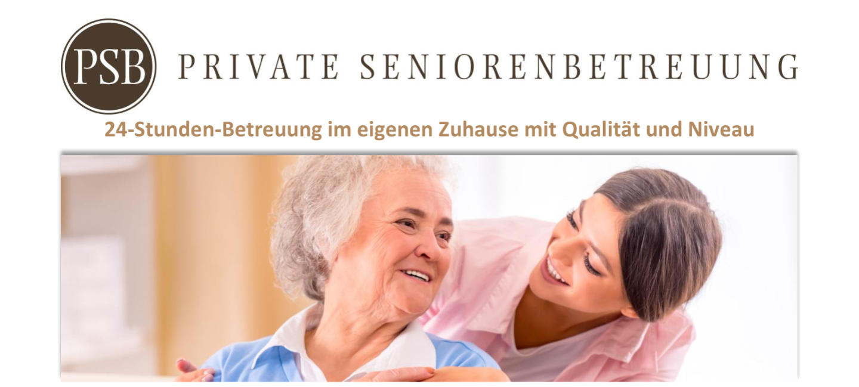 Logo Private Seniorenbetreuung Deutschland - NRW und Rheinland-Pfalz