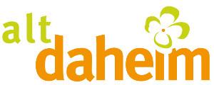 Logo altdaheim UG