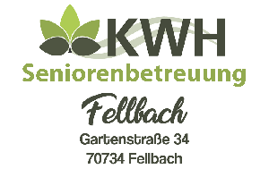 Logo KWH Seniorenbetreuung Fellbach
