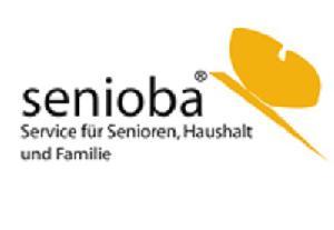 Logo Senioba-Agentur Pforzheim