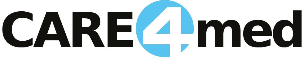 Logo CARE4med GmbH
