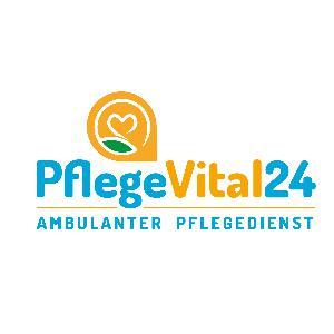 Logo PflegeVital24 GmbH