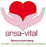 Logo AnSa Vital - Pflegeagentur für 24 Stunden Haushaltshilfen und Pflegekräften aus Polen