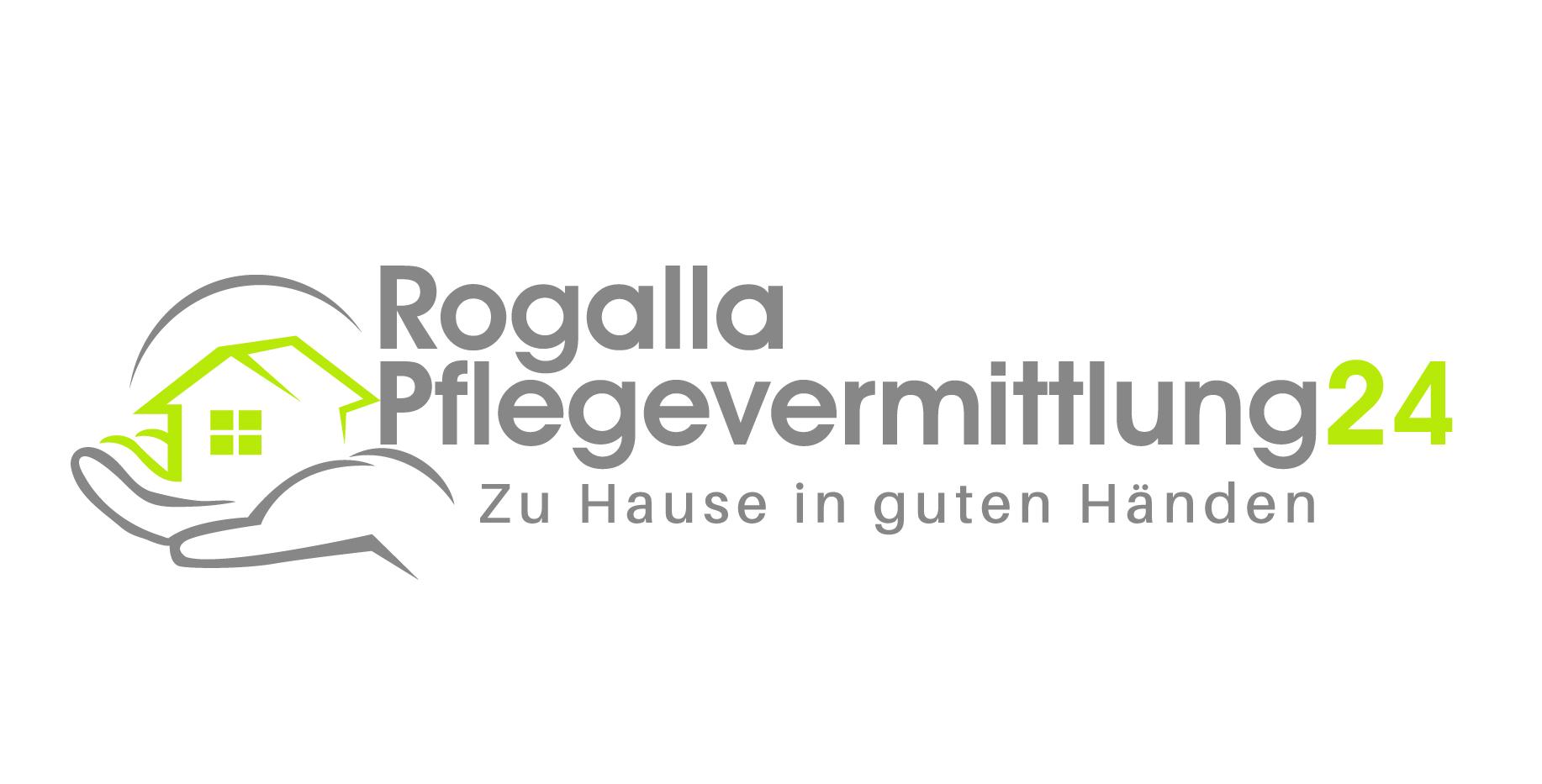 Logo Rogalla Pflegevermittlung24