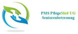 Logo PMS PflegeMed Seniorenbetreuung UG
