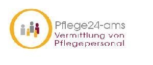 Logo Personalvermittlung AMS Pflege 24