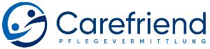 Logo Pflegevermittlung Carefriend